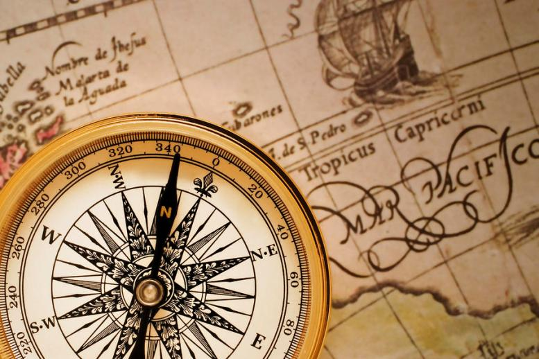 Even with a compass and map, your happy place can be hard to find.